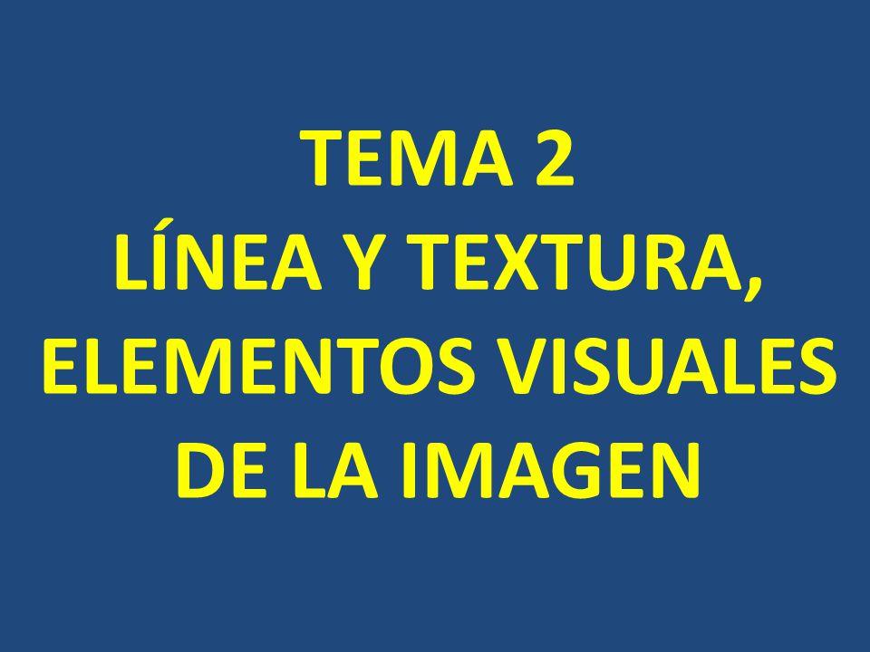 ELEMENTOS VISUALES DE LA IMAGEN