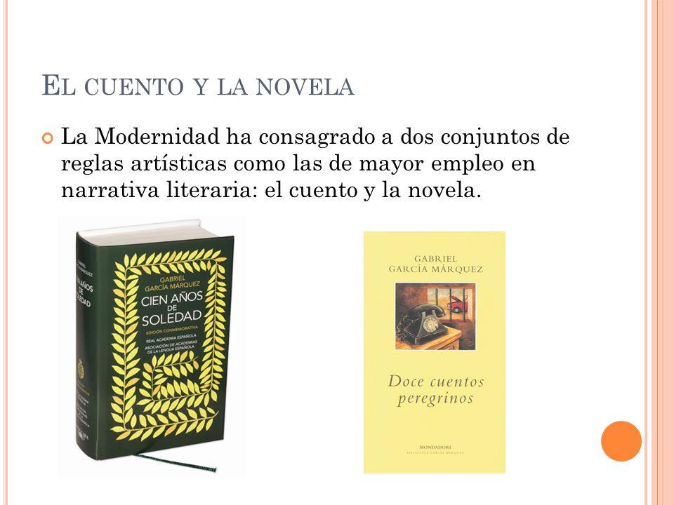 El cuento y la novela