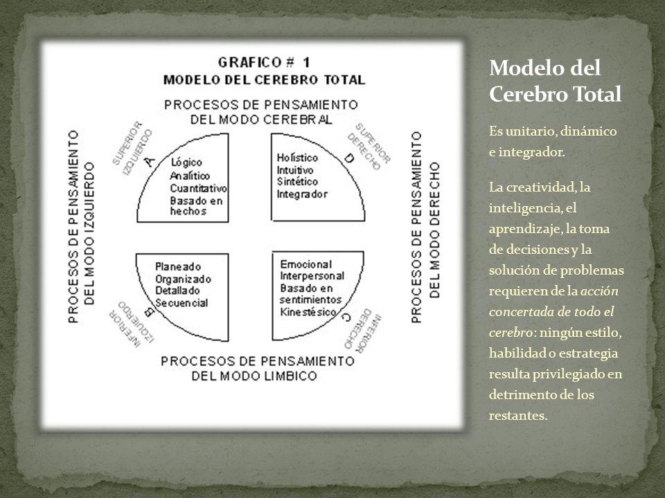 Modelo del Cerebro Total