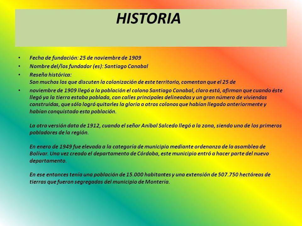 HISTORIA Fecha de fundación: 25 de noviembre de 1909