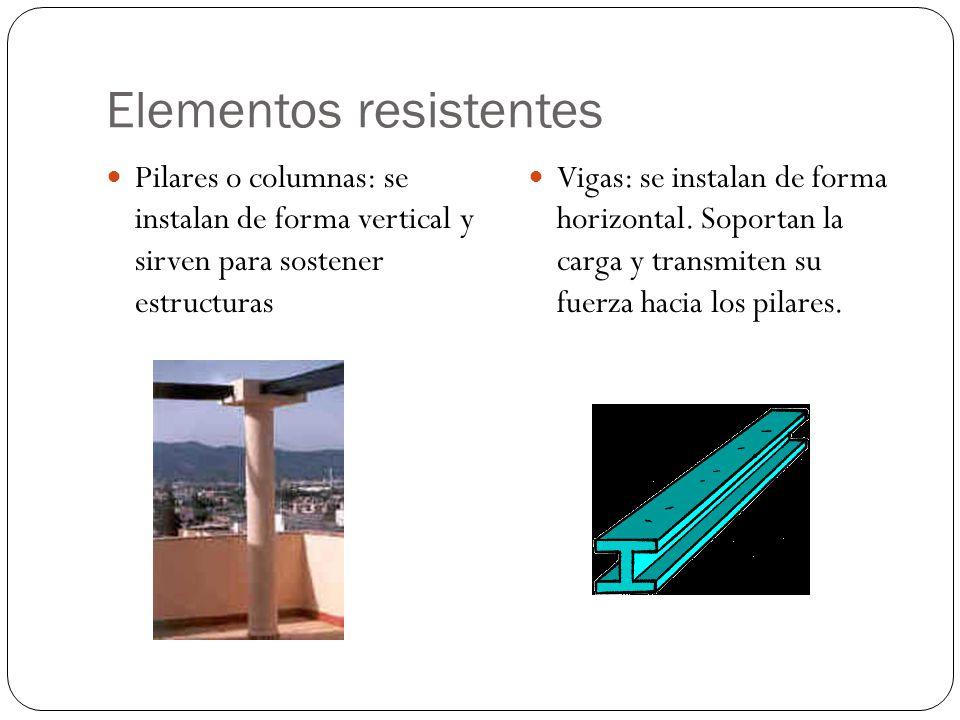 Elementos resistentes