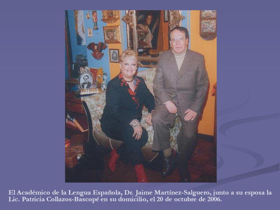 El Académico de la Lengua Española, Dr