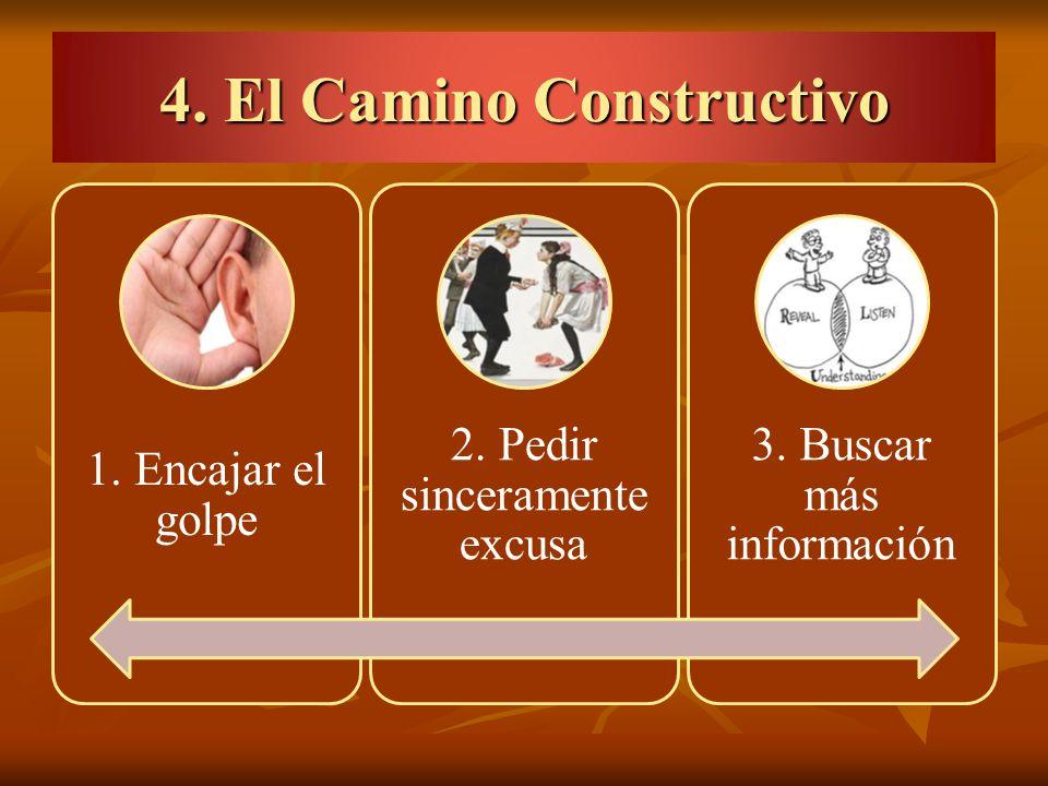 4. El Camino Constructivo