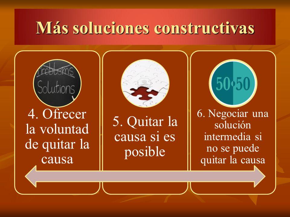 Más soluciones constructivas