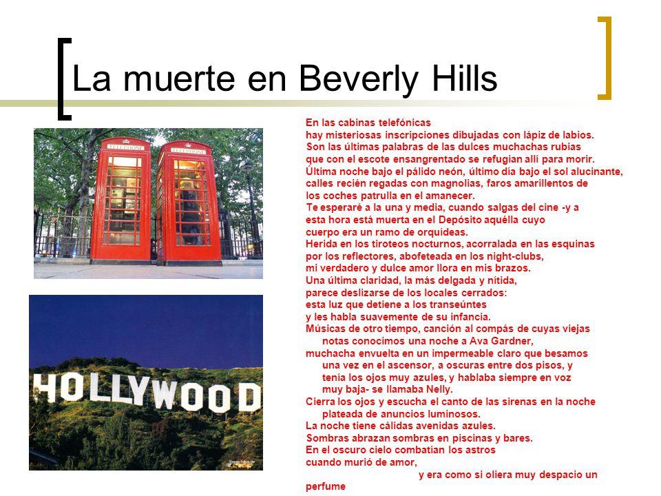La muerte en Beverly Hills