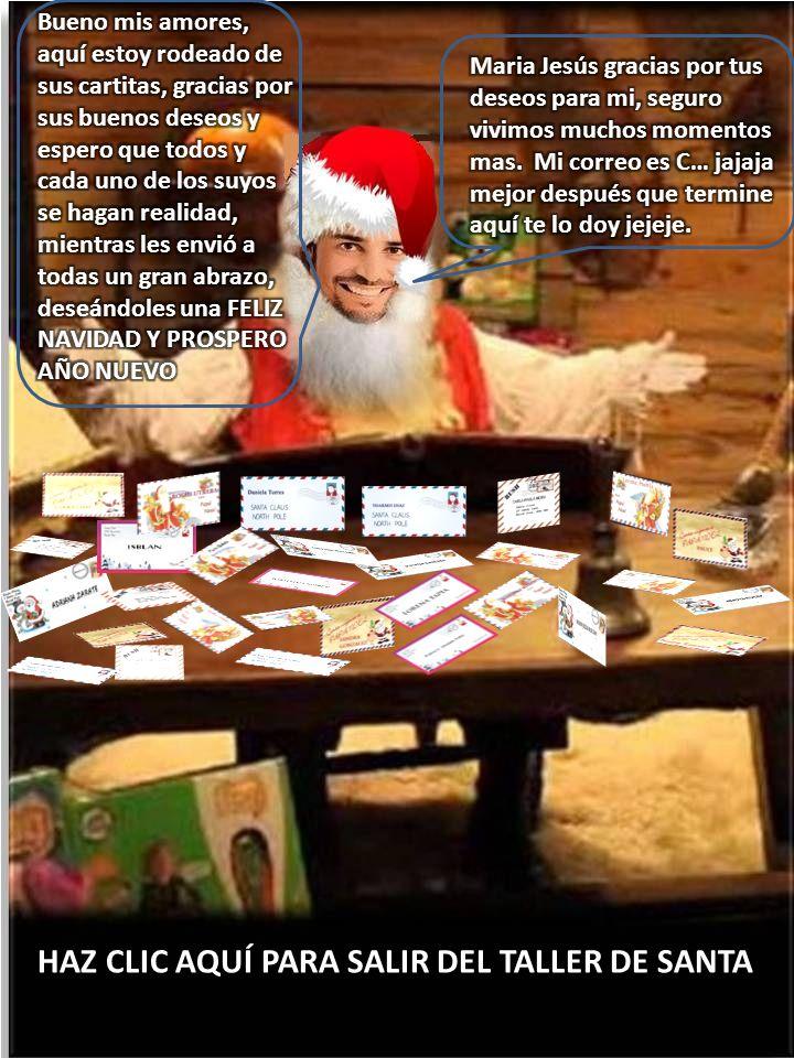 HAZ CLIC AQUÍ PARA SALIR DEL TALLER DE SANTA