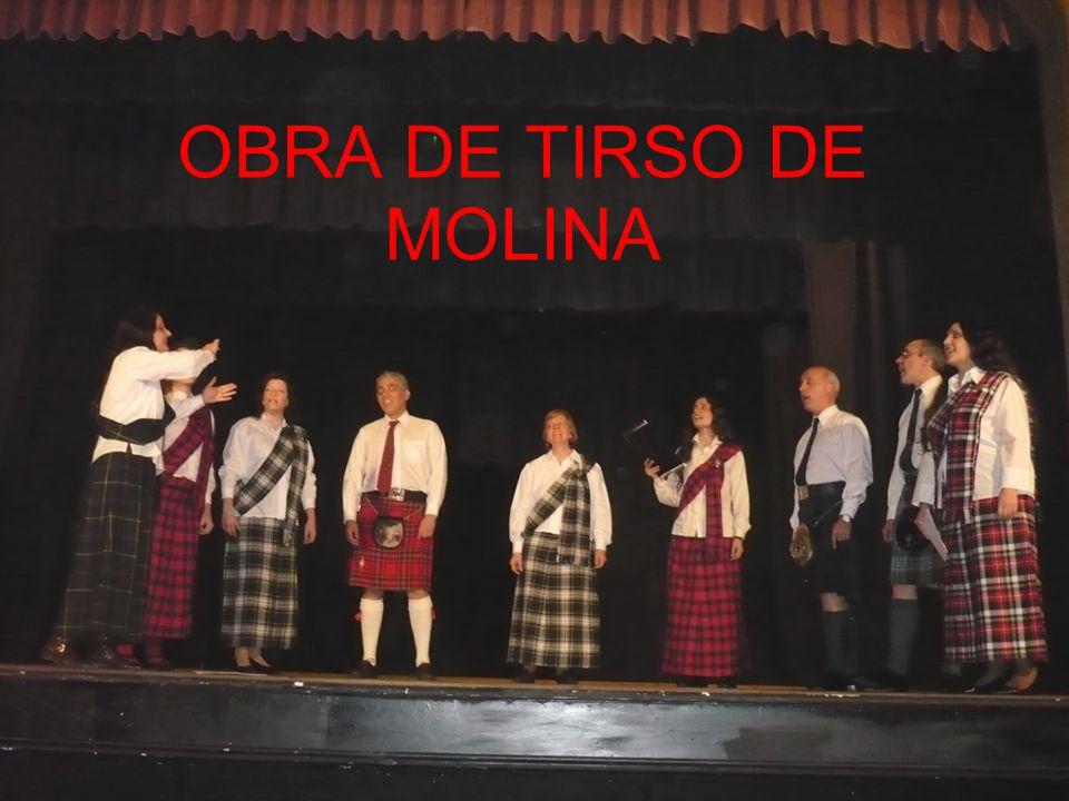 OBRA DE TIRSO DE MOLINA