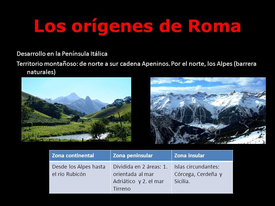 Los orígenes de Roma