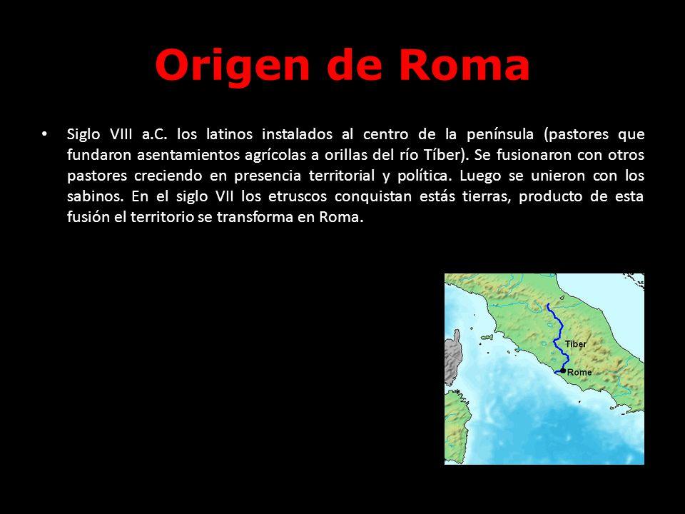 Origen de Roma