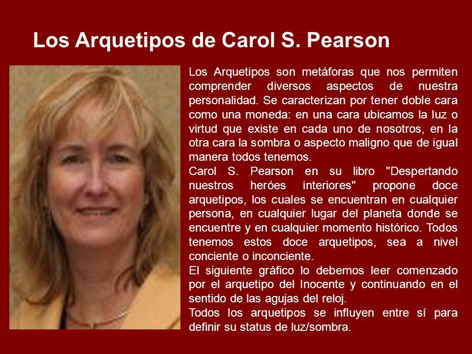 Los Arquetipos de Carol S. Pearson