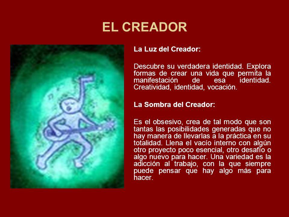 EL CREADOR La Luz del Creador: