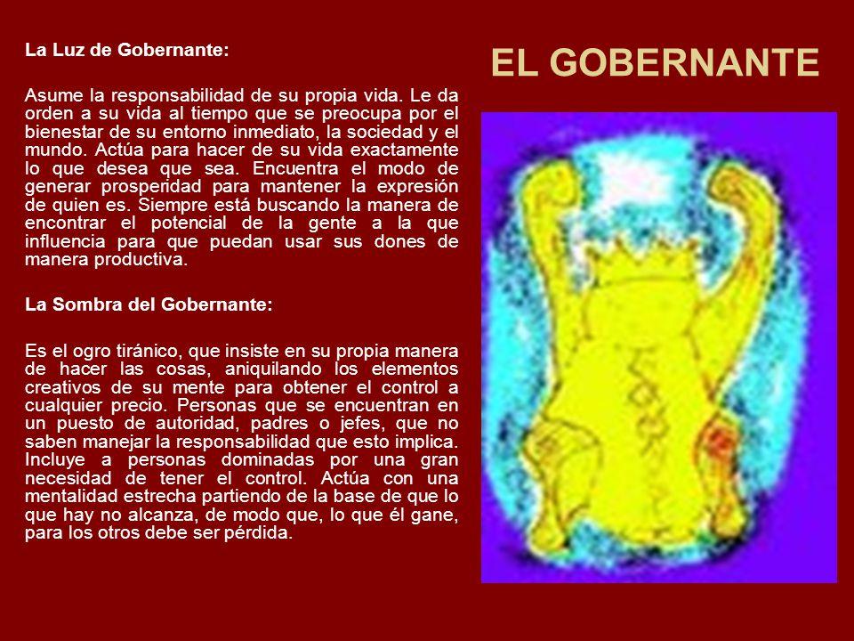 EL GOBERNANTE La Luz de Gobernante: