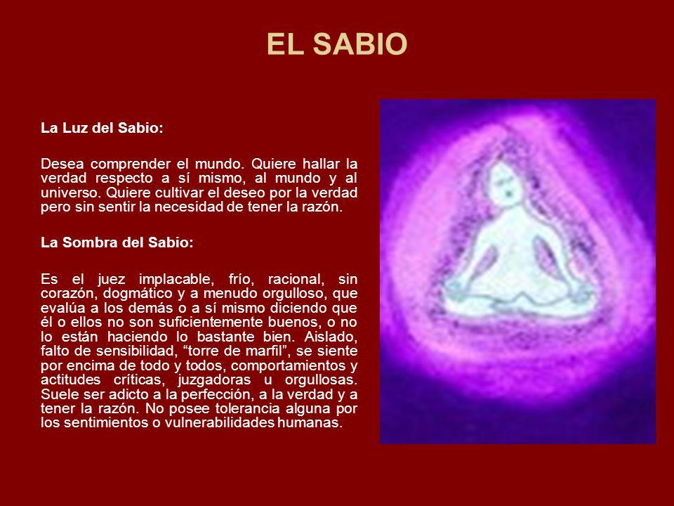 EL SABIO La Luz del Sabio:
