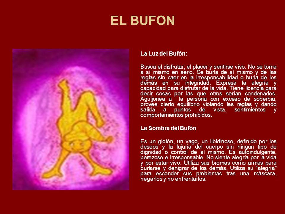 EL BUFON La Luz del Bufón: