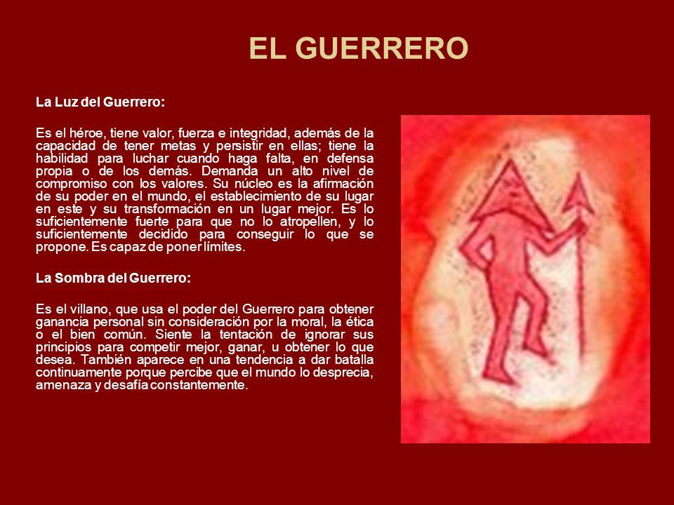 EL GUERRERO La Luz del Guerrero: