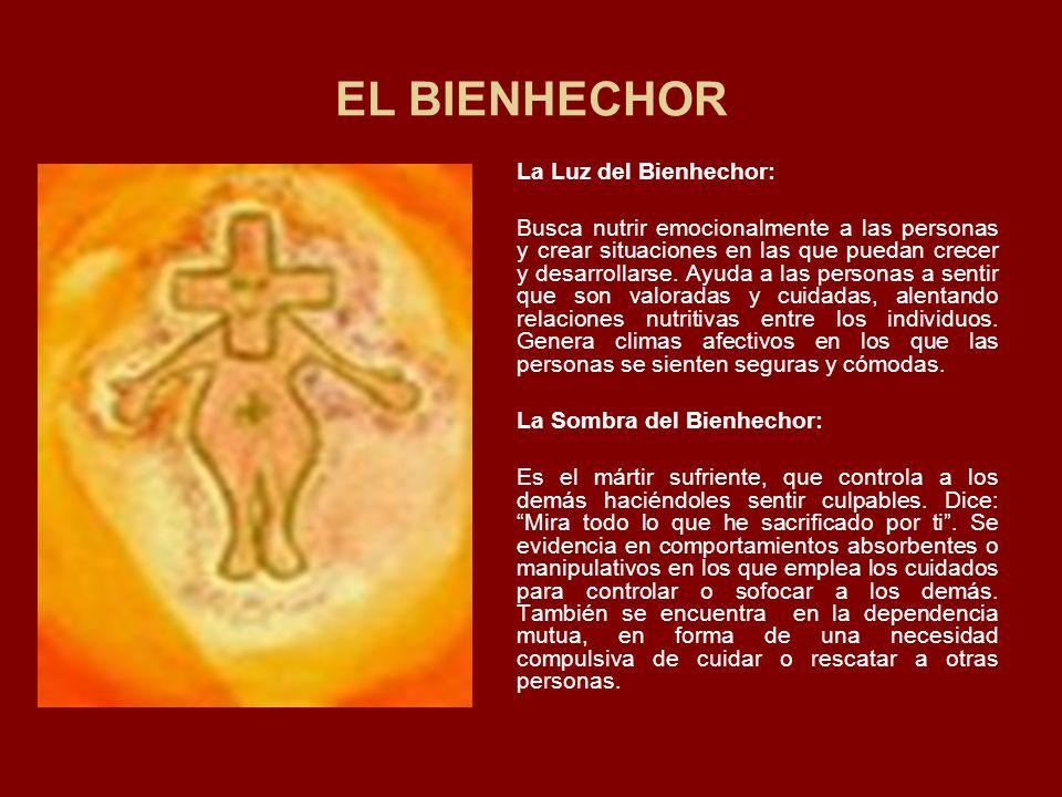 EL BIENHECHOR La Luz del Bienhechor:
