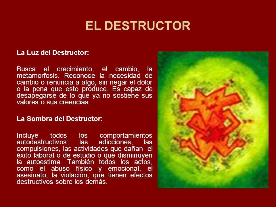 EL DESTRUCTOR La Luz del Destructor:
