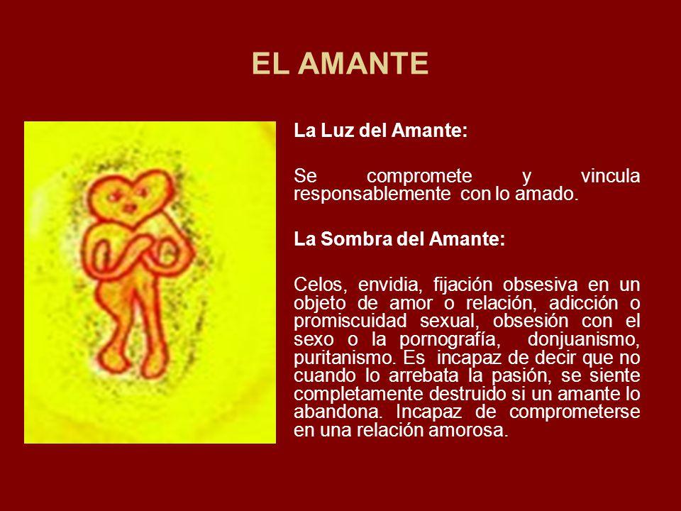 EL AMANTE La Luz del Amante:
