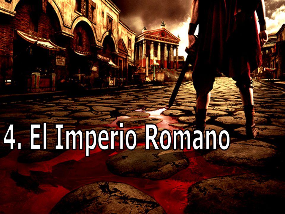 4. El Imperio Romano
