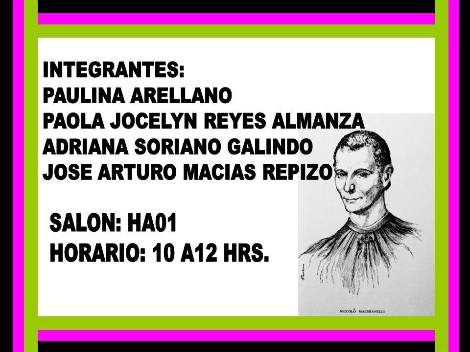 INTEGRANTES: PAULINA ARELLANO. PAOLA JOCELYN REYES ALMANZA. ADRIANA SORIANO GALINDO. JOSE ARTURO MACIAS REPIZO.