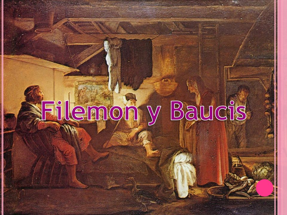 Filemon y Baucis