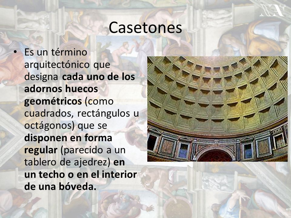 Casetones