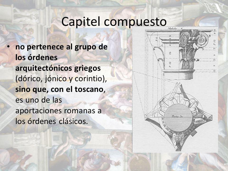 Capitel compuesto