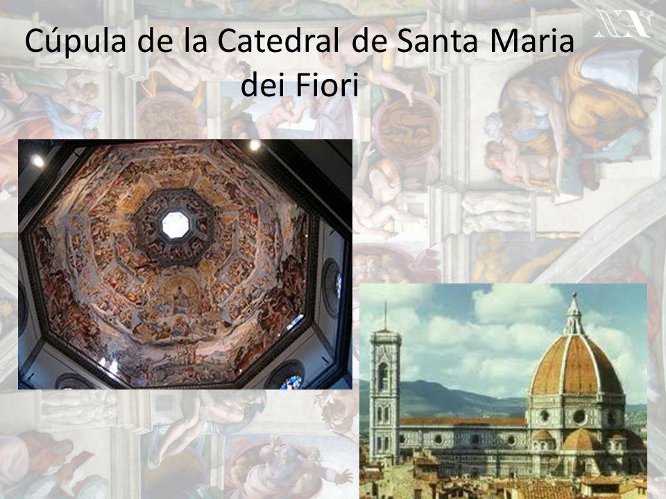 Cúpula de la Catedral de Santa Maria dei Fiori