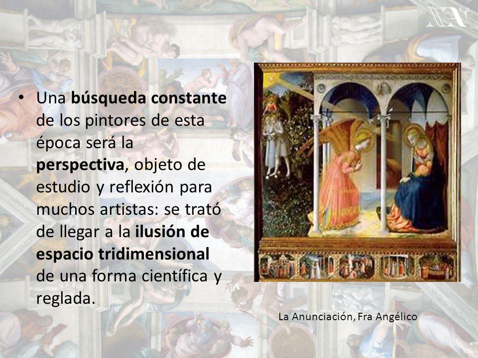 La Anunciación, Fra Angélico