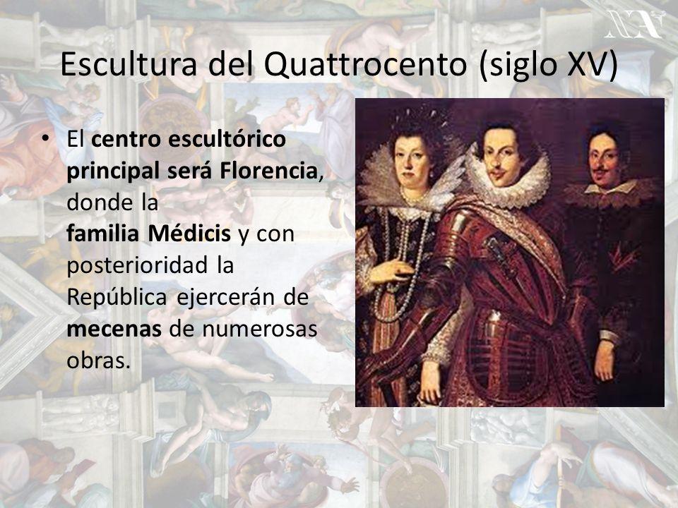 Escultura del Quattrocento (siglo XV)