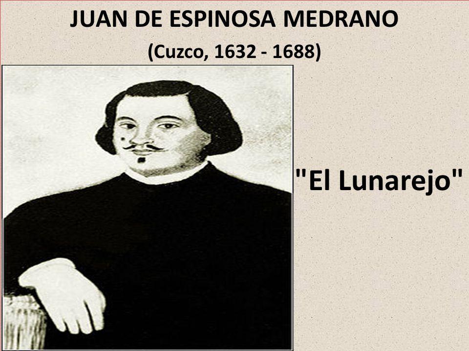 JUAN DE ESPINOSA MEDRANO