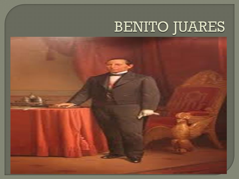 BENITO JUARES
