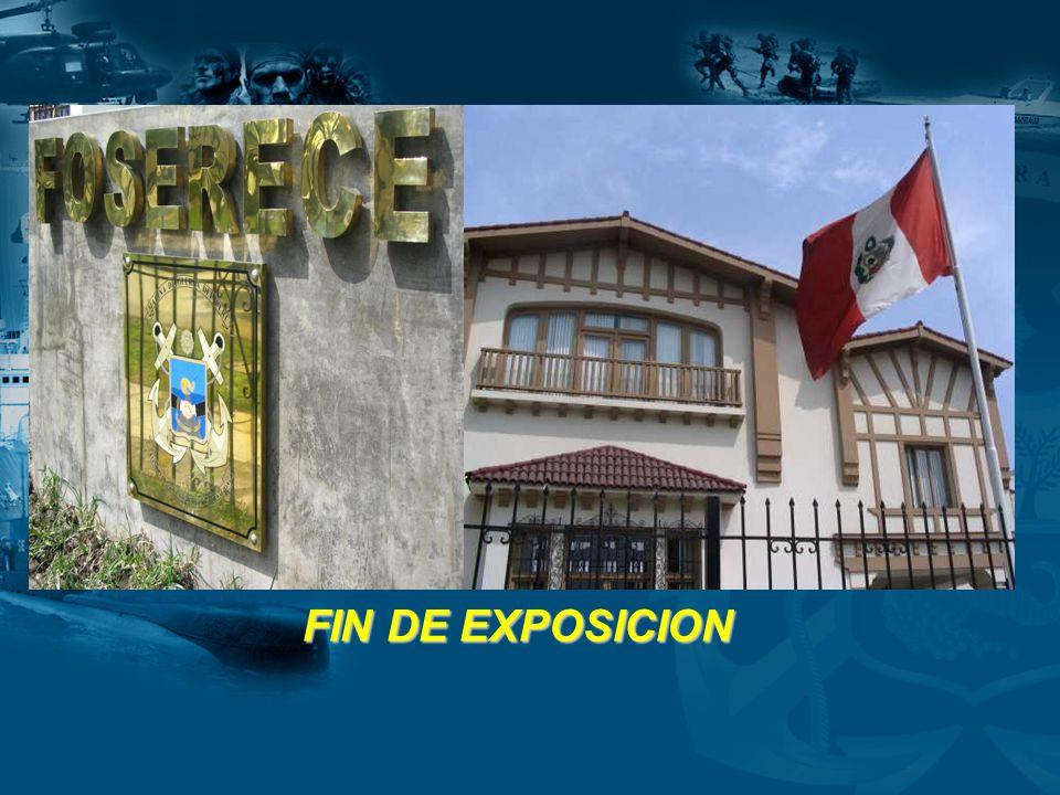 FIN DE EXPOSICION
