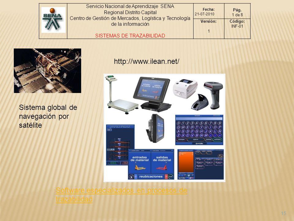Sistema global de navegación por satélite