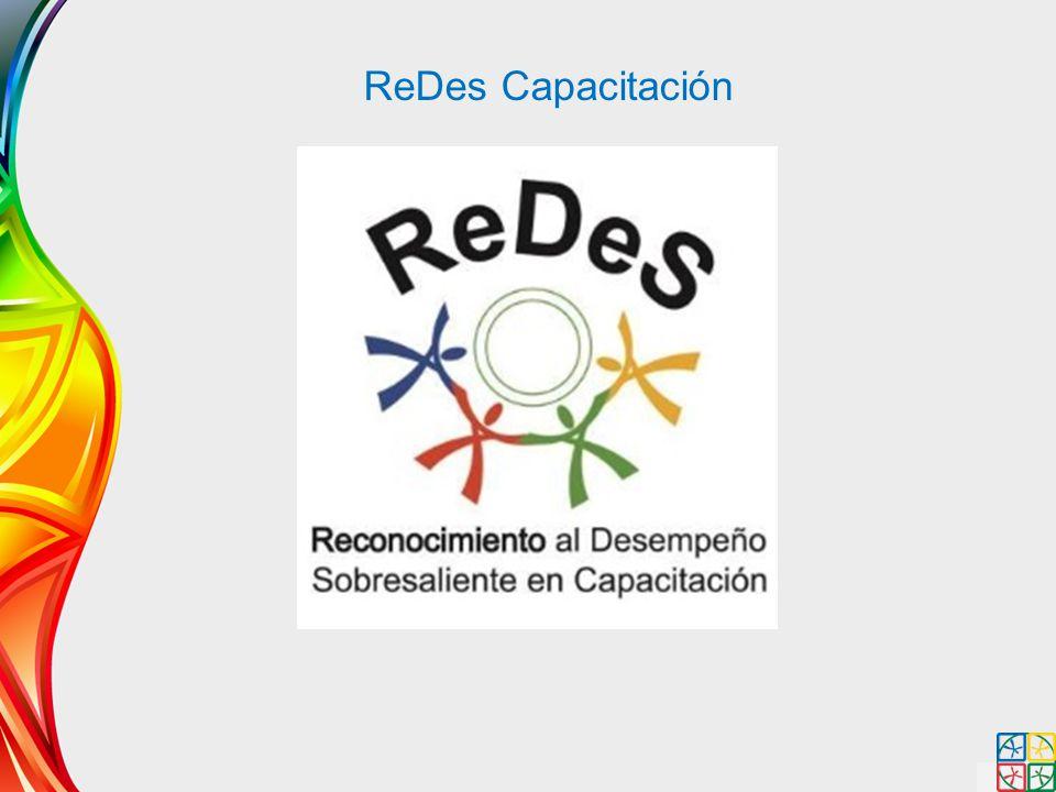 ReDes Capacitación