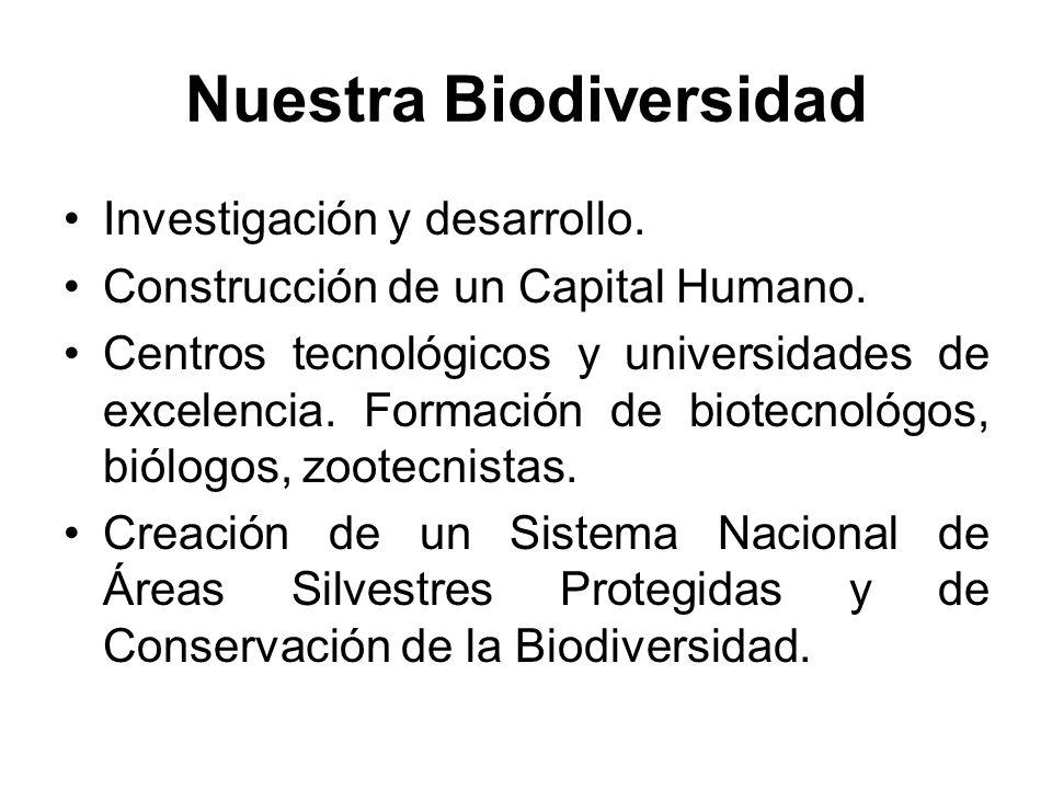Nuestra Biodiversidad