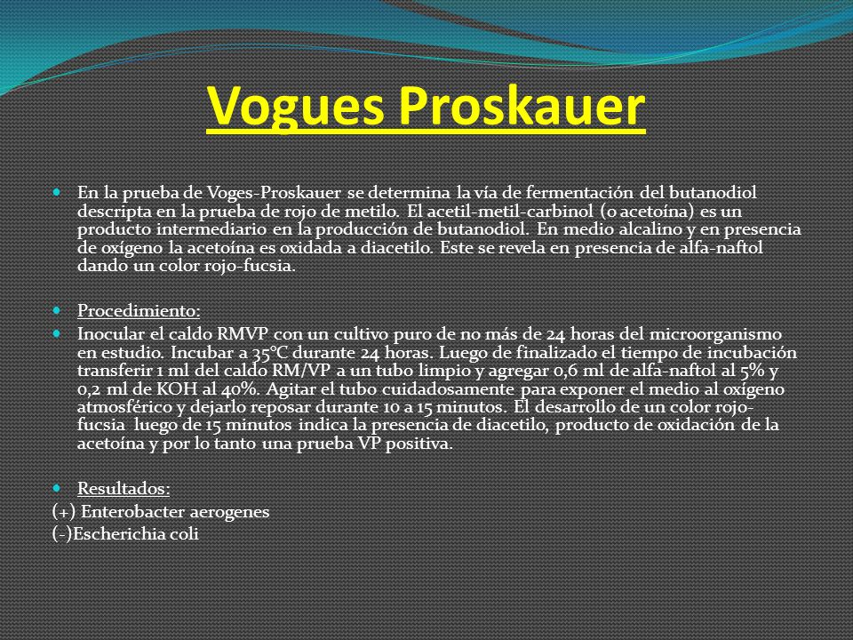 Vogues Proskauer