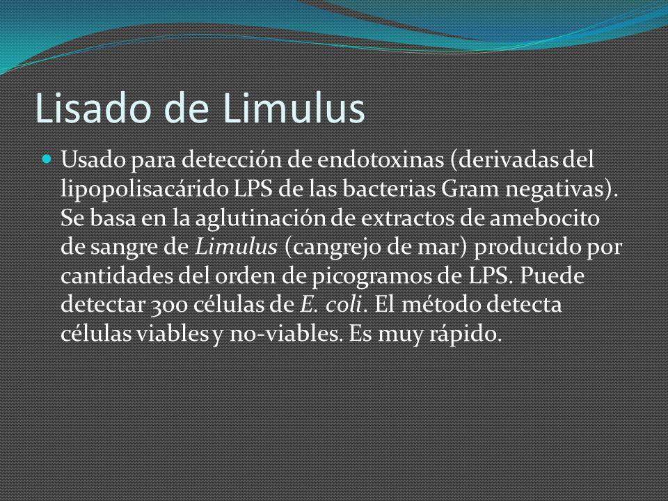 Lisado de Limulus