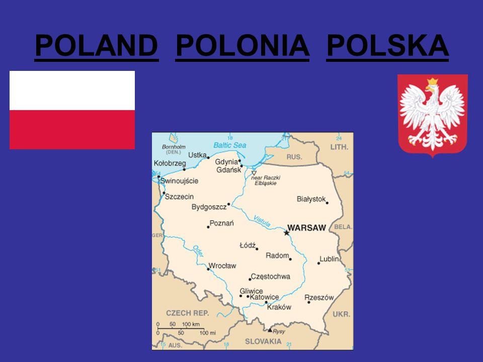 POLAND POLONIA POLSKA