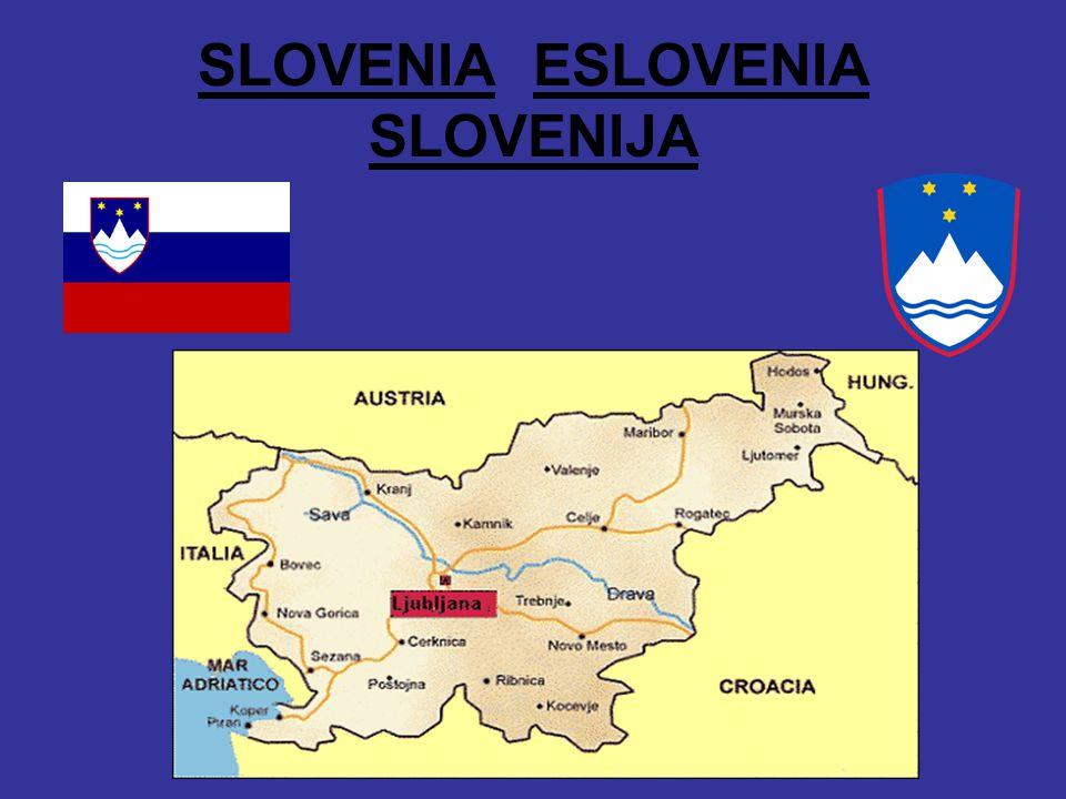 SLOVENIA ESLOVENIA SLOVENIJA