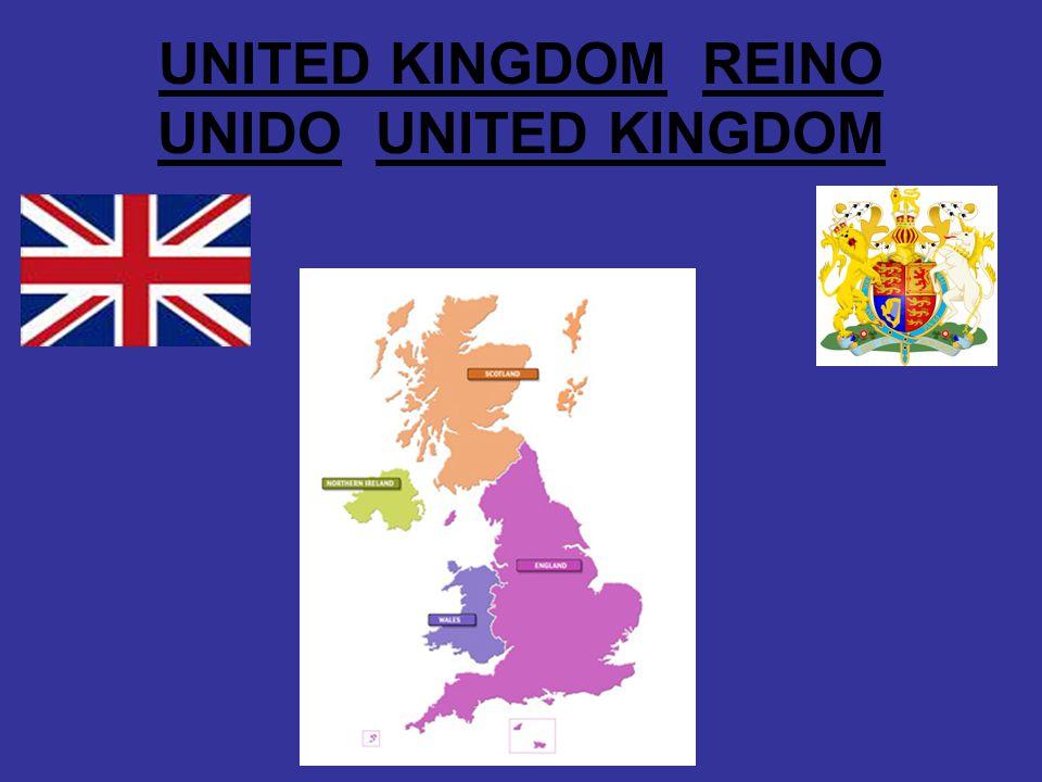 UNITED KINGDOM REINO UNIDO UNITED KINGDOM