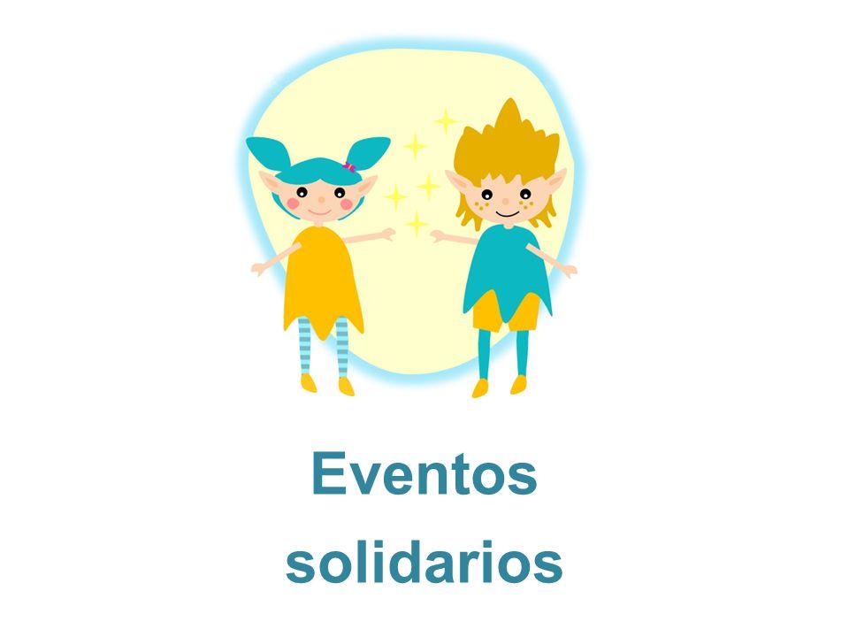 Eventos solidarios