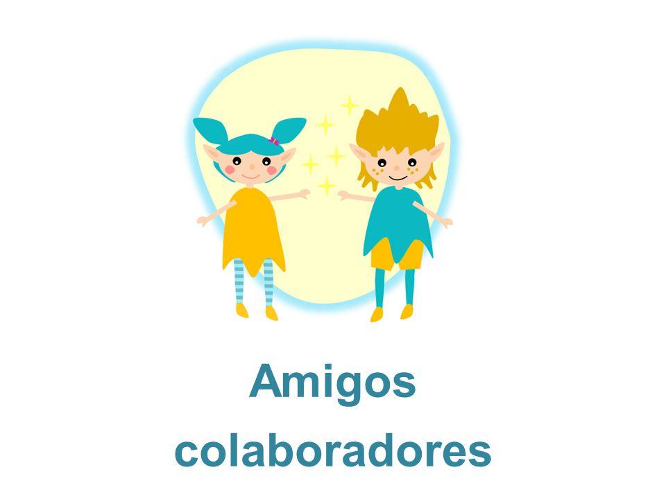 Amigos colaboradores