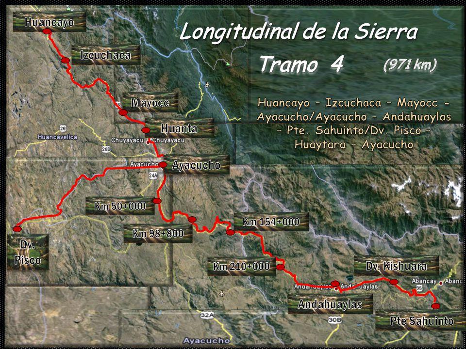Longitudinal de la Sierra