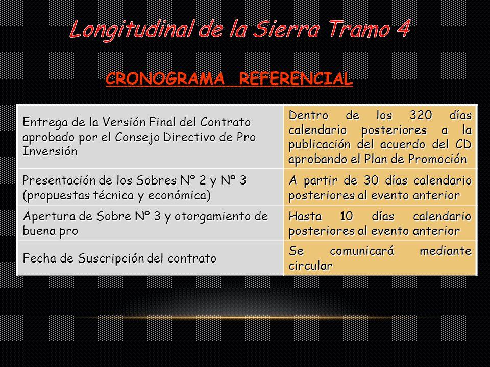 CRONOGRAMA REFERENCIAL