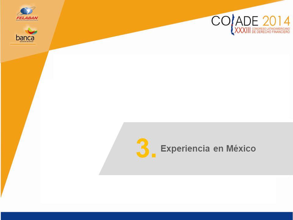 3. Experiencia en México