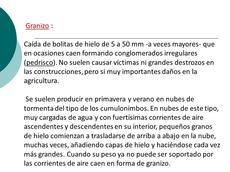 Granizo :