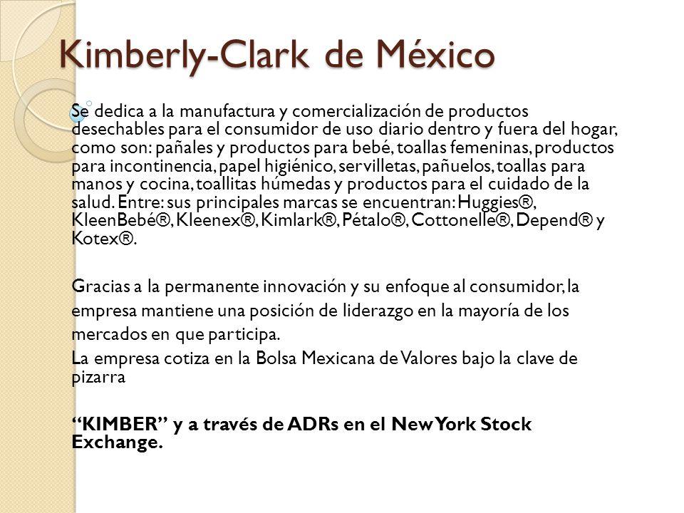 Kimberly-Clark de México