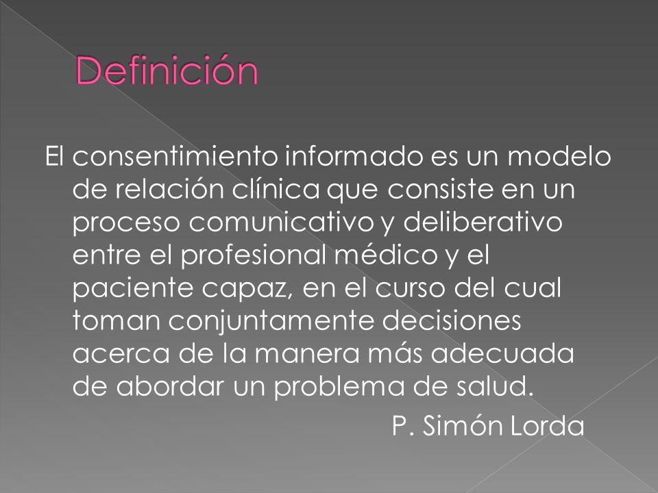 Definición