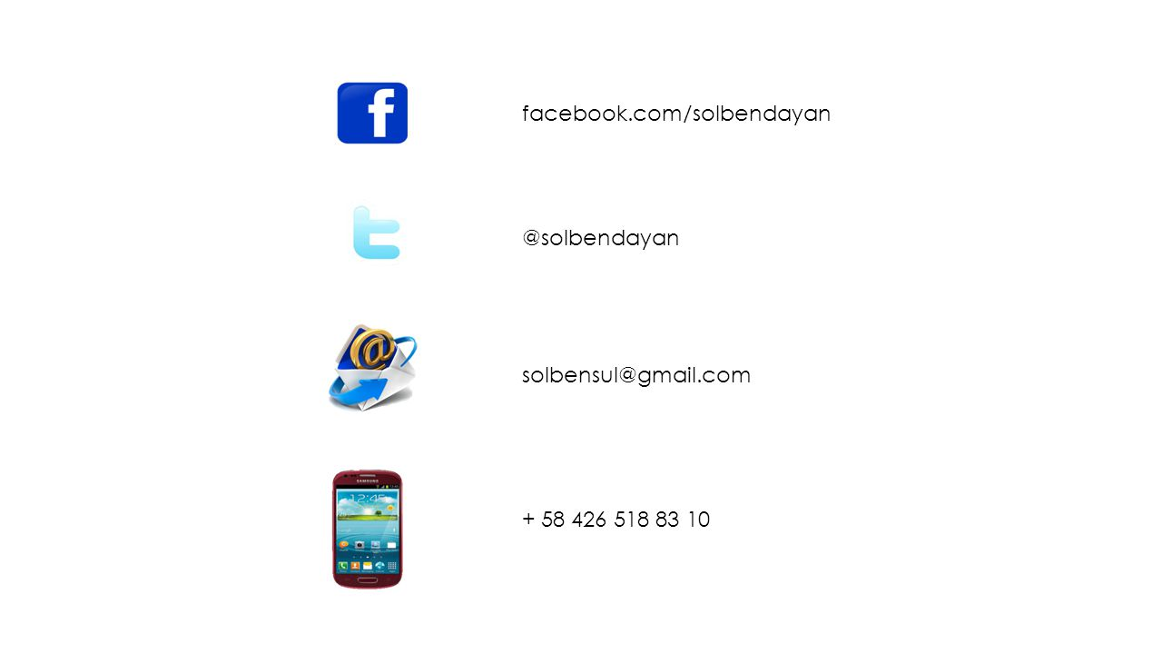 facebook.com/solbendayan